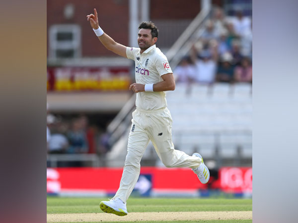 England pacer James Anderson (Photo/ James Anderson Instagram)