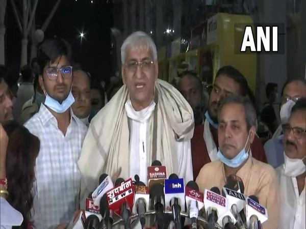 Chhattisgarh Health Minister TS Singh Deo. (Photo/ANI)
