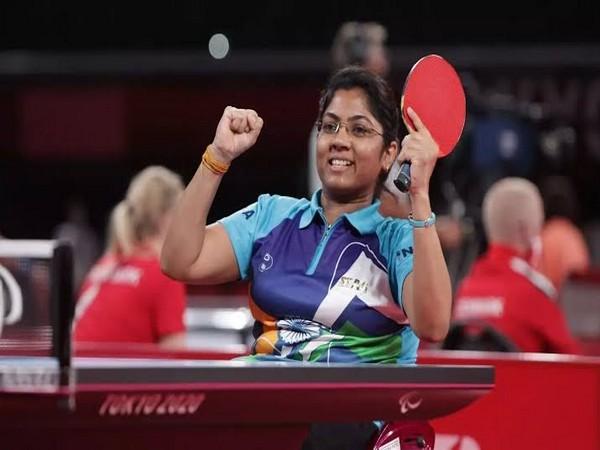 Bhavina Hasmukhbhai Patel (Photo: Twitter/Rahul Gandhi)