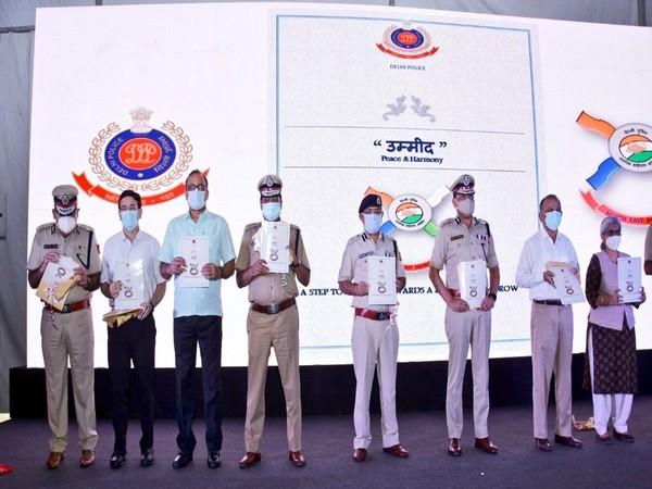 Delhi Police Commissioner Rakesh Asthana inaugurating 'Umeed'. (File photo)