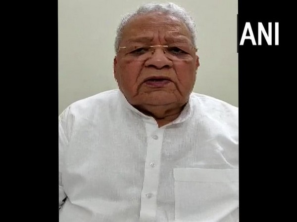 Rajasthan Governor Kalraj Mishra. [Photo/ANI]