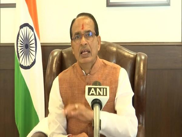 Madhya Pradesh CM Shivraj Singh Chouhan (Photo/ANI)