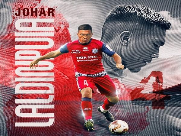 PC Laldinpuia (Image: Jamshedpur FC's Twitter)