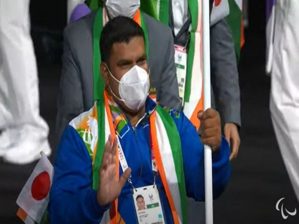 Tek Chand (Photo: Screengrab via Paralympic Games' YouTube)