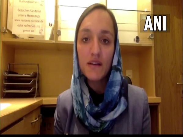 Zarifa Ghafari, who was mayor of Maidan Shahr, Afghanistan