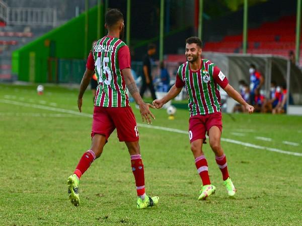 ATKMB players (Photo: Twitter/ATK Mohun Bagan)