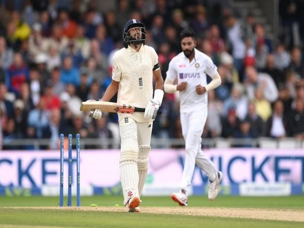 England opening batsman Haseeb Hameed (Photo/ ICC Twitter)