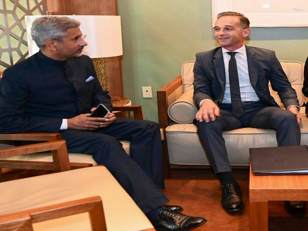 EAM S Jaishankar and German counterpart discussed COVID-19 situation and vaccine cooperation (File photo)