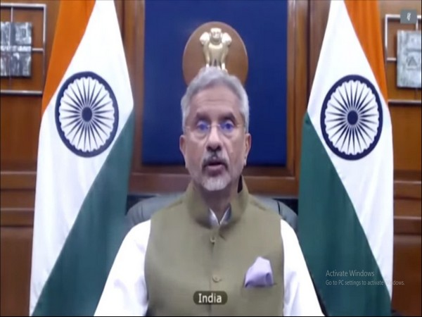 External Affairs Minister (EAM) S Jaishankar on Tuesday addressed United Nations Security Council (UNSC) debate on Afghanistan.