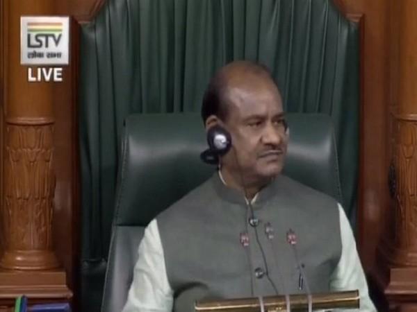 Lok Sabha Speaker Om Birla (Photo courtsey: Lok Sabha)