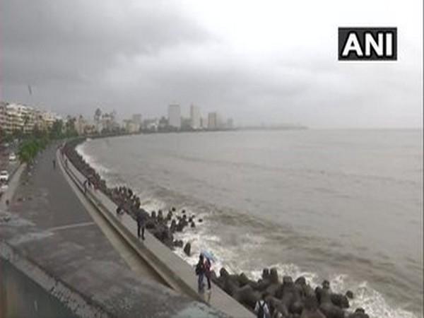 Mumbai's Marine Drive (File photo)