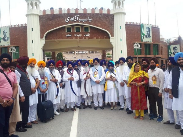 The Pakistan High Commission in New Delhi issued visas to the pilgrims who are part of the special 'jatha'.