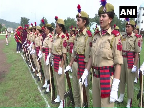 Dress rehearsals for Independence Day were held at District Police Lines in Rajouri on Tuesday.