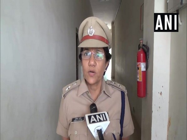 East Kutch Superintendent of Police Parikshita Rathod talking to ANI on Tuesday. Photo/ANI