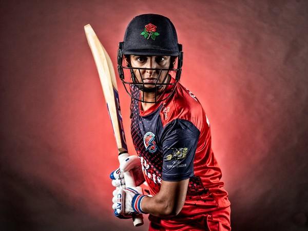 India T20I captain Harmanpreet Kaur (Photo/LancsCricketWMN Twitter)