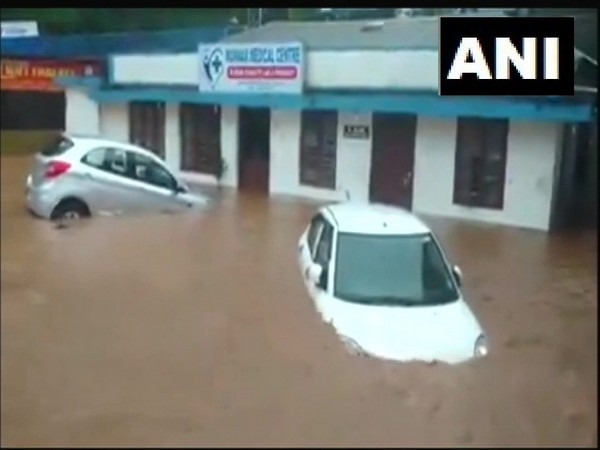 Kerala Disaster Management Authority has issued a 'Red Alert' warning for Idukki, Malappuram and Kozhikode districts for the next 24 hours.