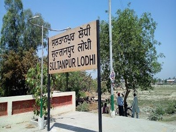 Sultanpur Lodhi Railway Station (Picture Credits: Ministry of Culture Twitter)