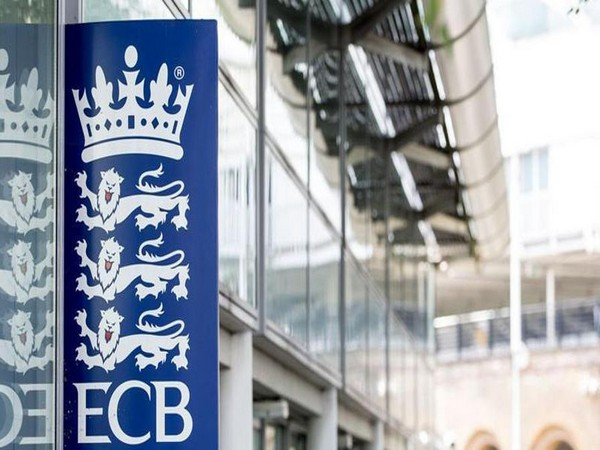 England and Wales Cricket Board (ECB) logo