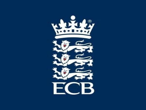 England and Wales Cricket Board logo.