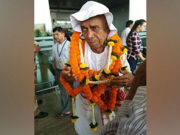Padma Shri awardee Damodar Ganesh Bapat (File photo)