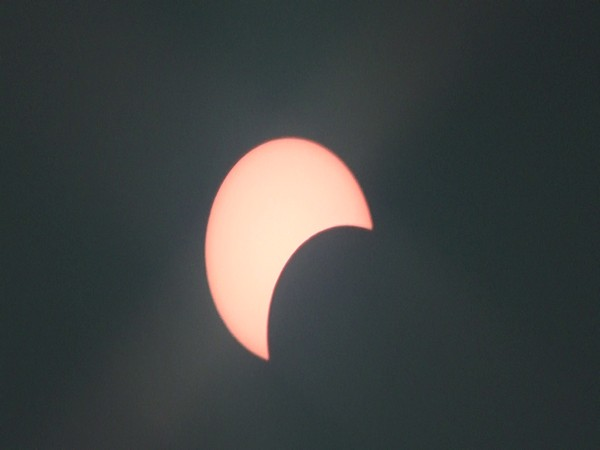 Solar eclipse in Nepal