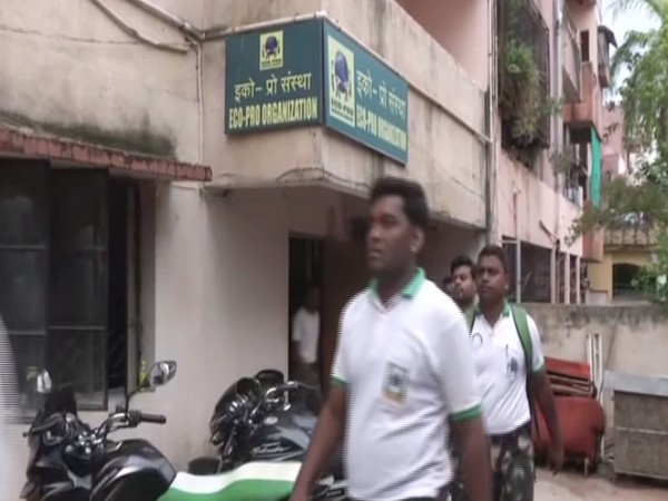 ECO-PRO is educating people about importance of water conservation in Chandrapur (Photo/ANI)