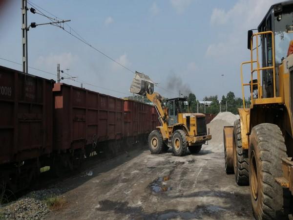 ECoR estimates one million tonne fly ash movement (Photo: Visuals from East Coast Rail)