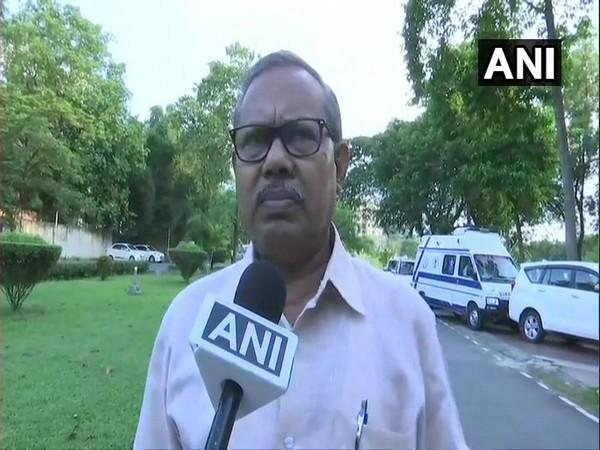 BJP legislator Dilip Kumar Paul.