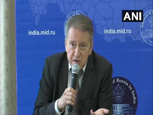 Russian Ambassador to India Nikolay Kudasev