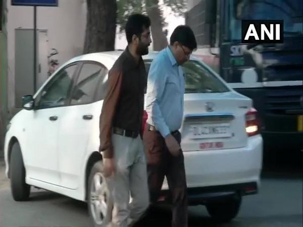 ED officials at Tihar jail to interrogate P Chidambaram on Wednesday. Photo/ANI