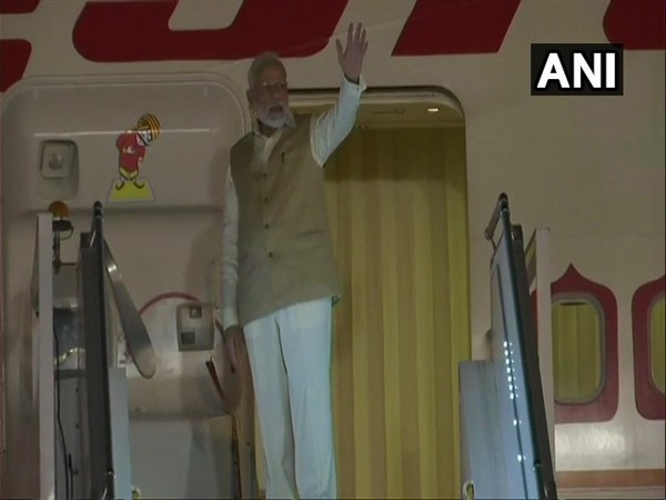 Prime Minister Narendra Modi on Tuesday left for Russia on two-day official visit.