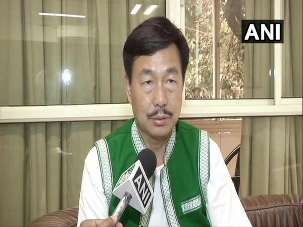 BJP MP Tapir Gao claimed that Chinese troops built a bridge in Arunachal Pradesh last month.