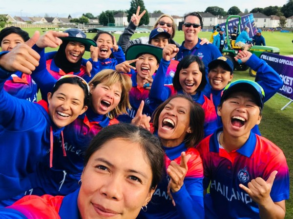 Thailand Women's Cricket Team (Photo/ T20 World Cup Twitter)