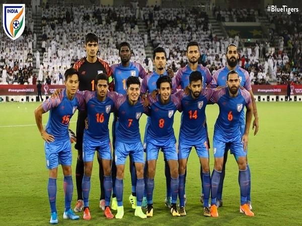 Indian football team (Photo/ ISL Twitter)