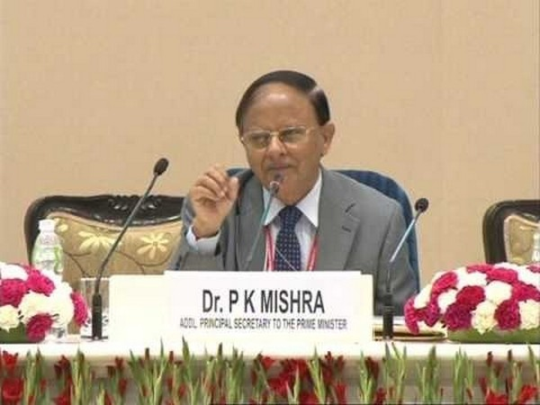 PK Mishra (file photo) was on Wednesday appointed as the Principal Secretary to PM Narendra Modi