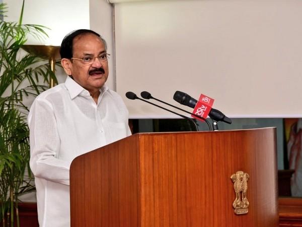 Vice President Venkaiah Naidu (File Photo)