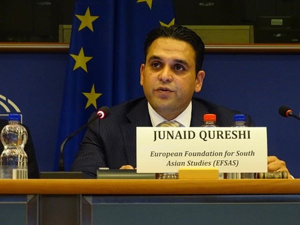 EFSAS Director Junaid Qureshi