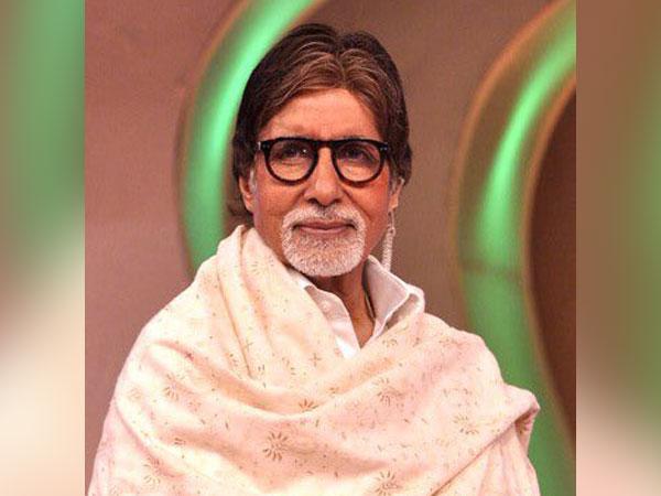 Amitabh Bachchan (Photo/Sachin Tendulkar Twitter)