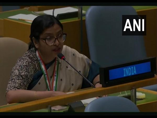 First Secretary, MEA, Vidisha Maitra