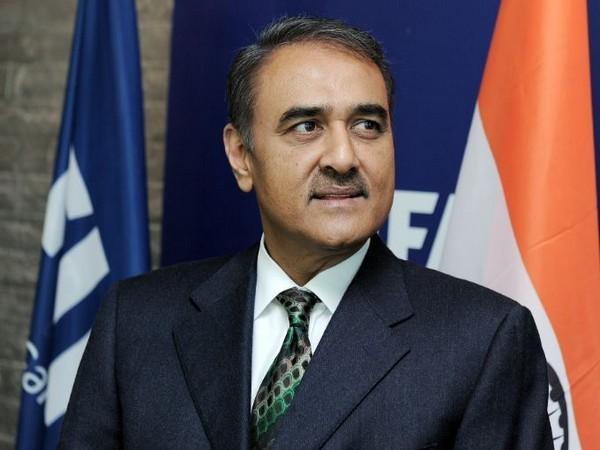 Nationalist Congress Party leader Praful Patel (file photo)