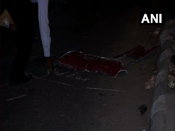 Visual from the incident spot on Saturday night. Photo/ANI