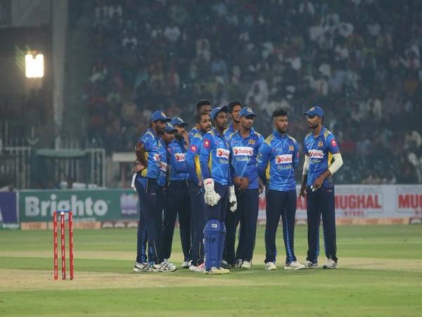 Sri Lanka cricket team (Photo/ PCB Twitter)