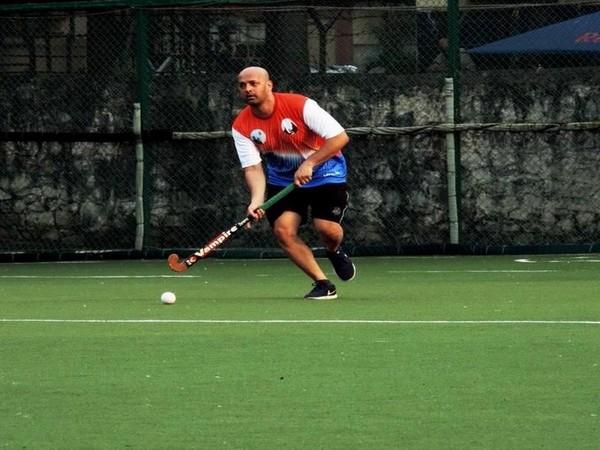 Former India hockey skipper Viren Rasquinha (Photo/ Viren Rasquinha Twitter)