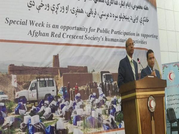 Indian Ambassador to Afghanistan Vinay Kumar