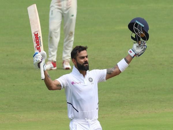 India skipper Virat Kohli (Photo/ BCCI Twitter)