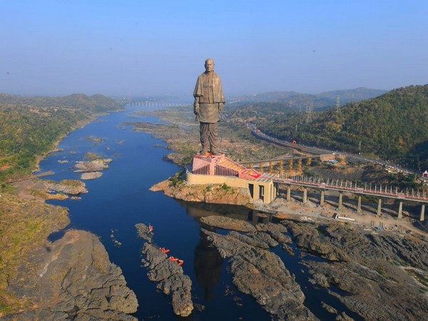 Statue of Unity [Photo Credit/Twitter]