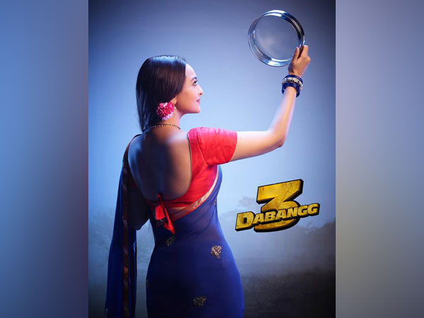 'Dabangg's 'Rajjo Pandey' wishes happy Karwa Chauth