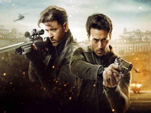 Poster of the film 'WAR' (Image Source: Social Media)