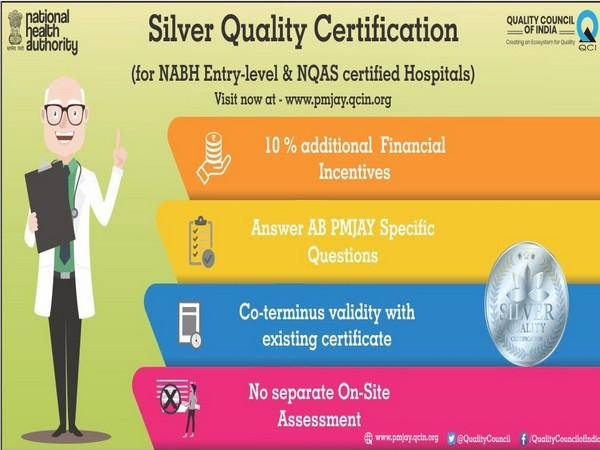 Silver Quality Certification (Picture courtesy: QCI Twitter)