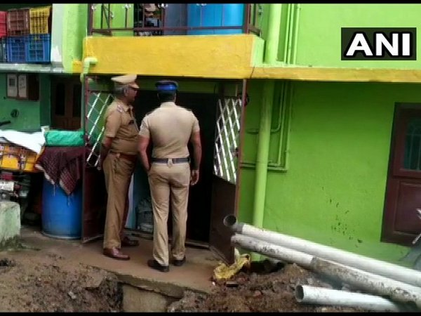 Tamil Nadu: NIA conducted search operation at two locations in Coimbatore. Photo/ANI